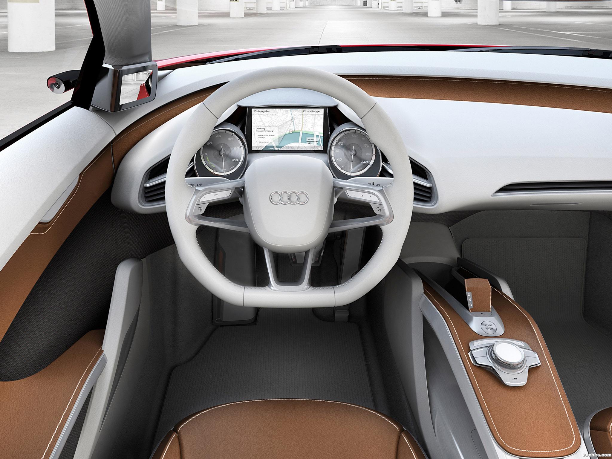 Foto 32 de Audi E-Tron Concept 2009