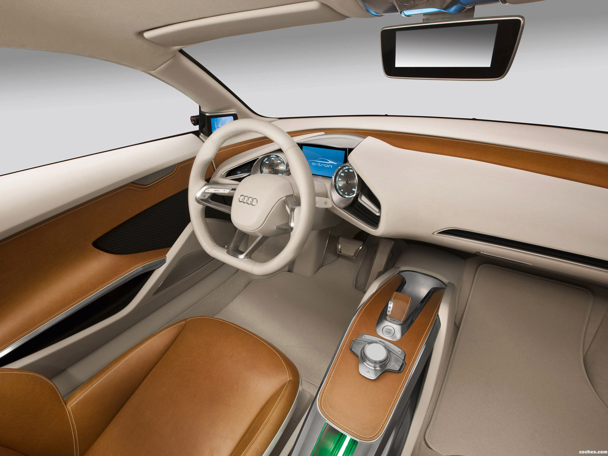 Foto 31 de Audi E-Tron Concept 2009