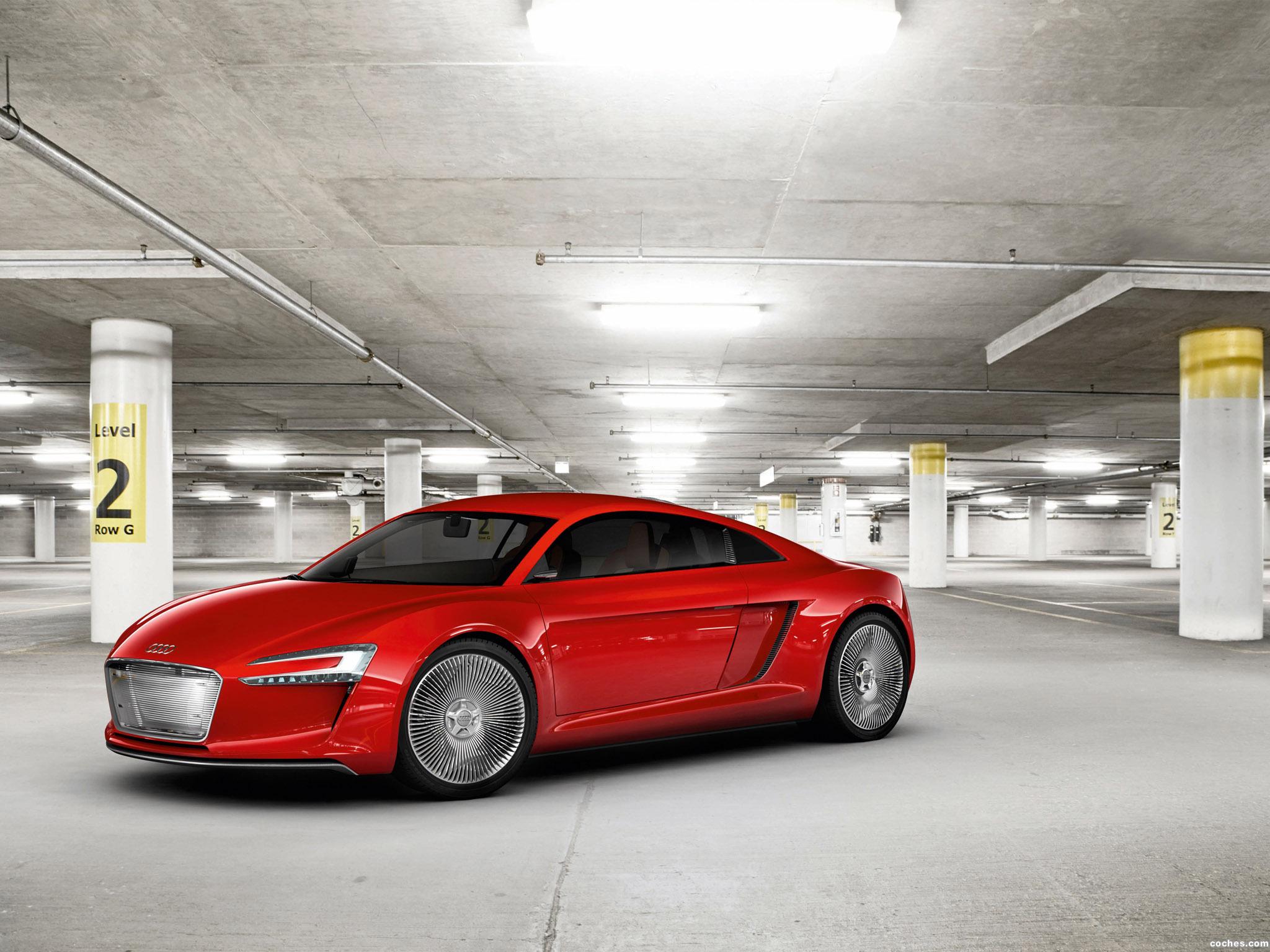 Foto 3 de Audi E-Tron Concept 2009