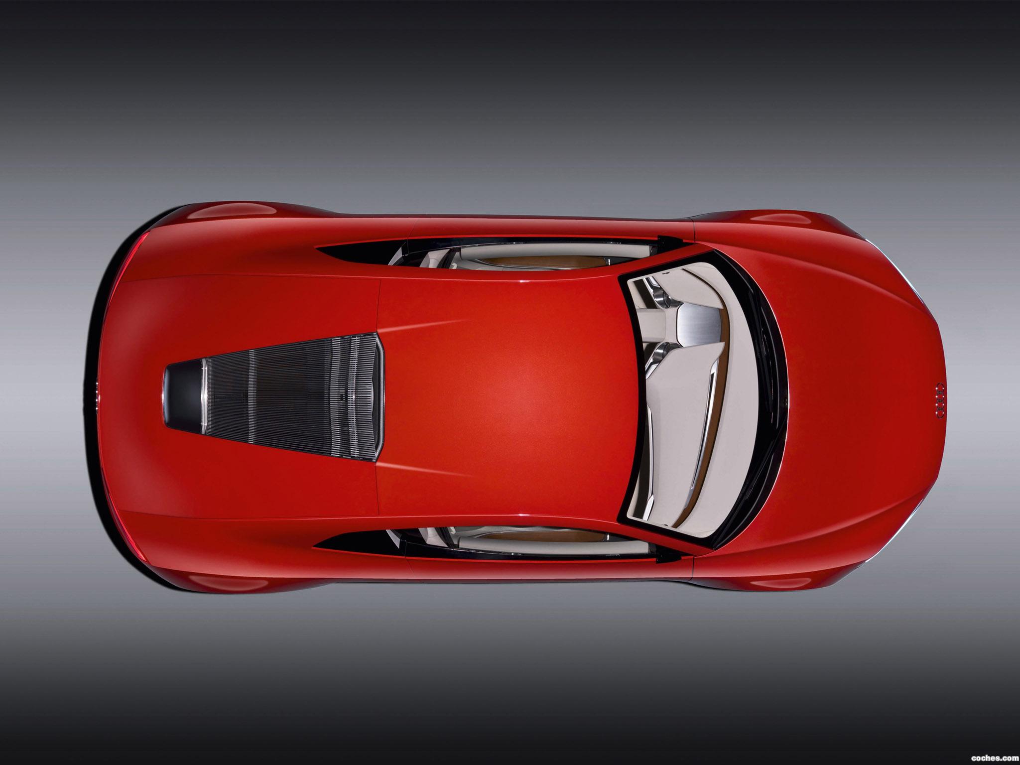 Foto 30 de Audi E-Tron Concept 2009