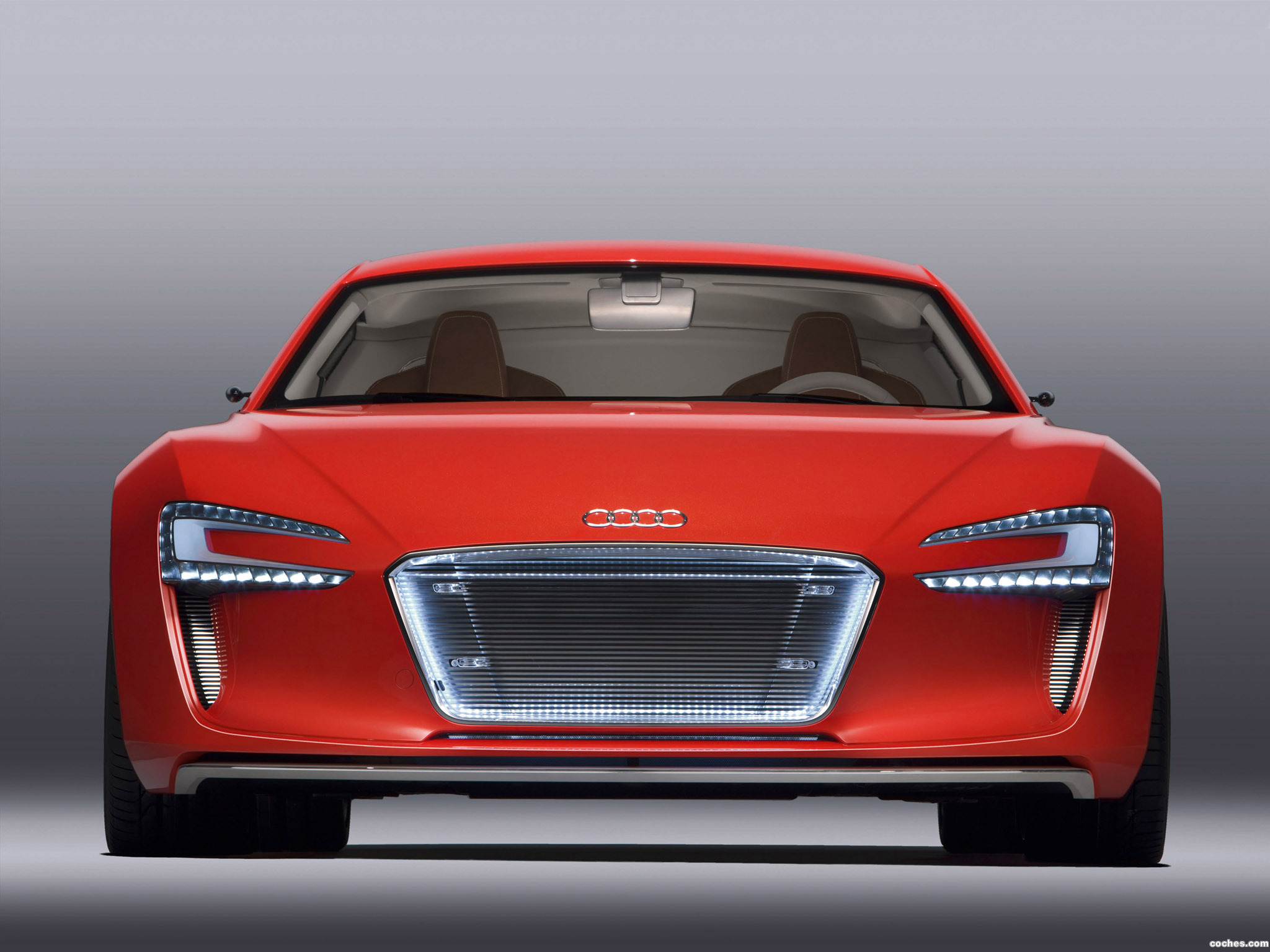 Foto 27 de Audi E-Tron Concept 2009