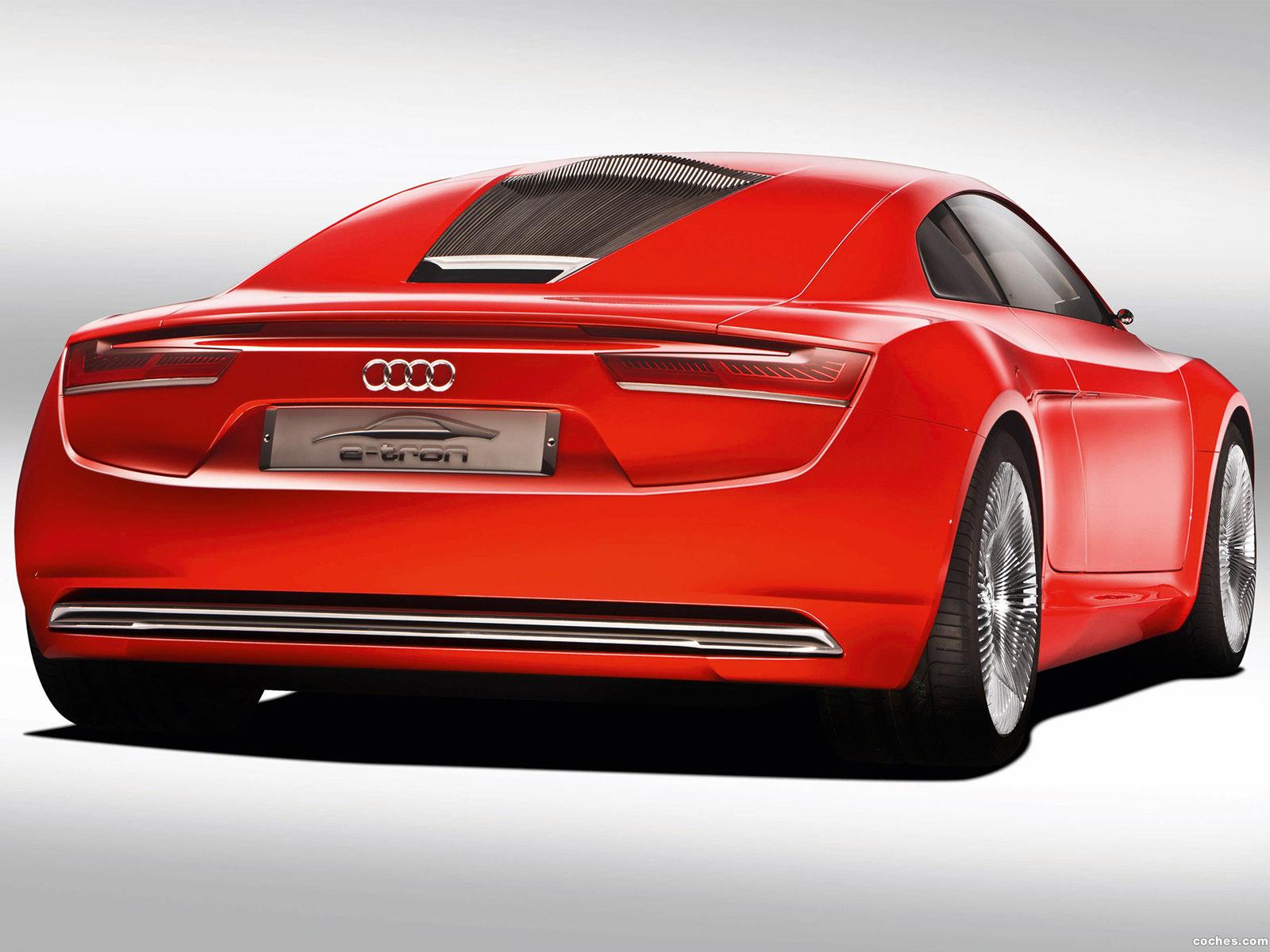 Foto 26 de Audi E-Tron Concept 2009