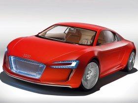Ver foto 19 de Audi E-Tron Concept 2009