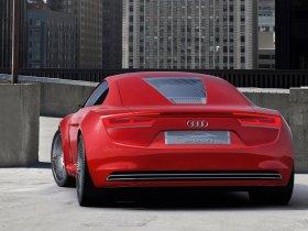 Ver foto 14 de Audi E-Tron Concept 2009