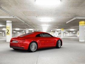 Ver foto 13 de Audi E-Tron Concept 2009