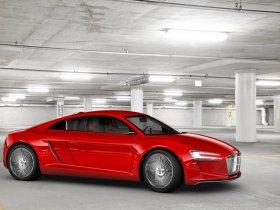 Ver foto 6 de Audi E-Tron Concept 2009