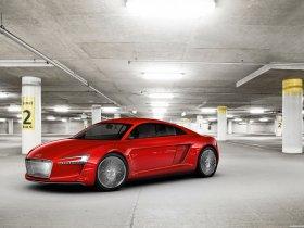 Ver foto 4 de Audi E-Tron Concept 2009