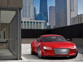 Ver foto 3 de Audi E-Tron Concept 2009