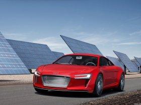 Ver foto 1 de Audi E-Tron Concept 2009