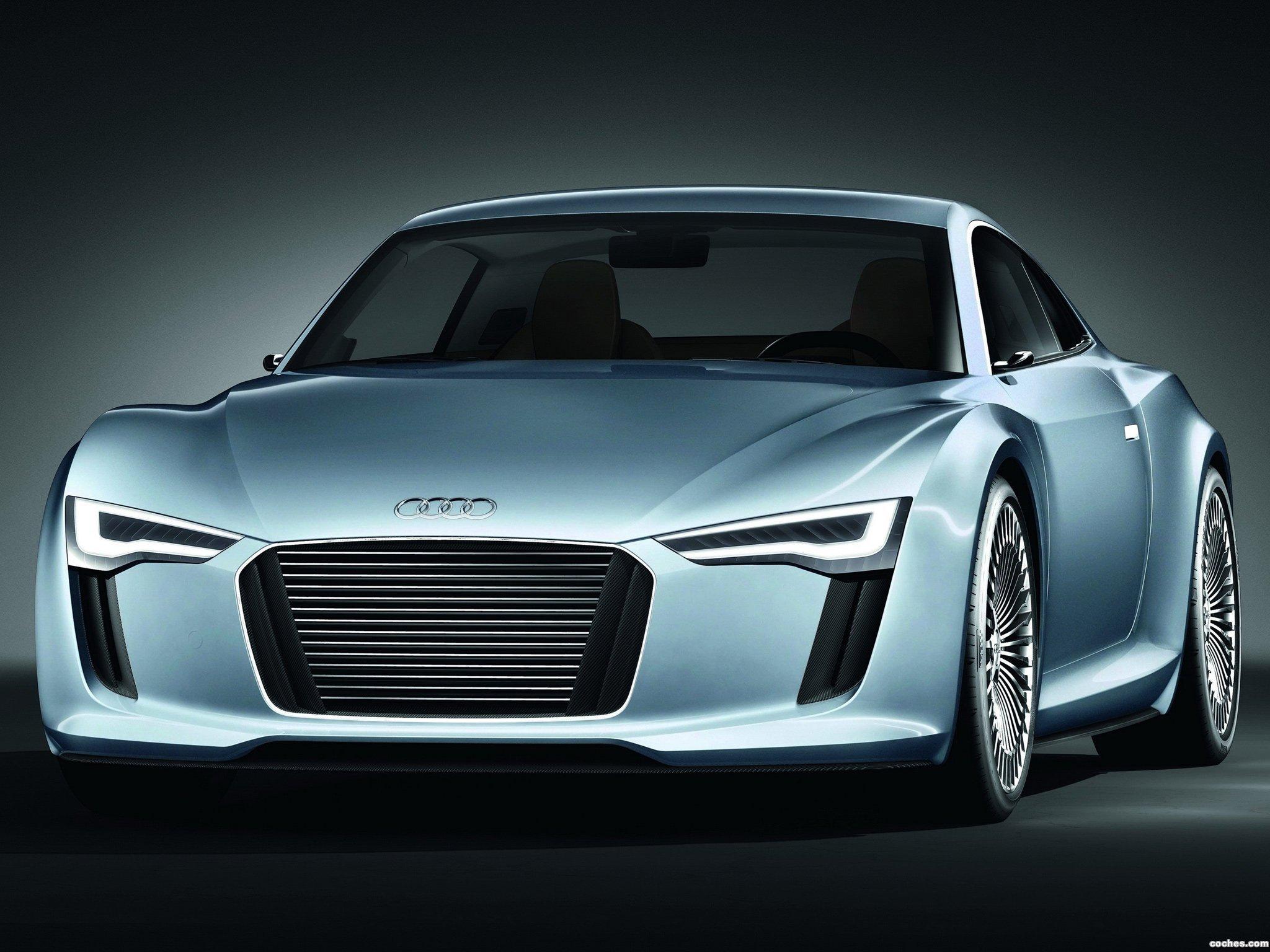 Foto 0 de Audi E-Tron Concept 2010
