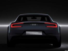 Ver foto 3 de Audi E-Tron Concept 2010