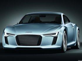 Fotos de Audi E-Tron Concept 2010
