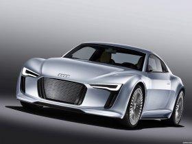 Ver foto 15 de Audi E-Tron Concept 2010