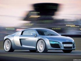 Ver foto 20 de Audi Le Mans Concept 2003