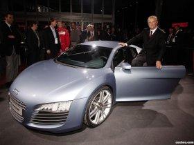Ver foto 4 de Audi Le Mans Concept 2003