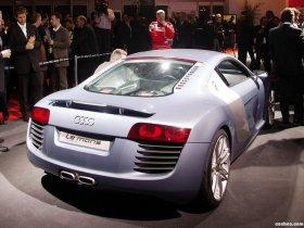 Ver foto 3 de Audi Le Mans Concept 2003