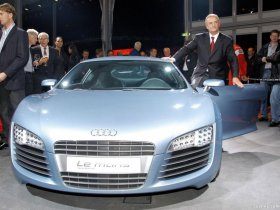 Ver foto 2 de Audi Le Mans Concept 2003