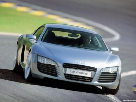 Ver foto 14 de Audi Le Mans Concept 2003