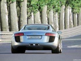 Ver foto 12 de Audi Le Mans Concept 2003