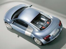 Ver foto 10 de Audi Le Mans Concept 2003