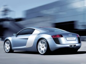 Ver foto 17 de Audi Le Mans Concept 2003