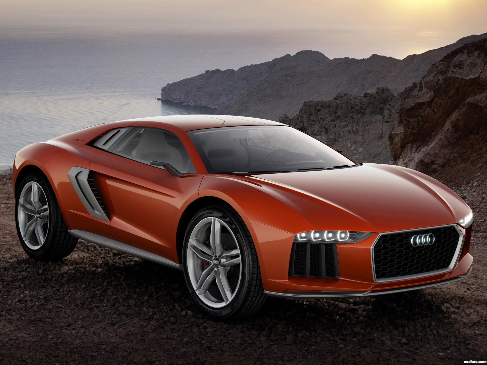 Foto 0 de Audi Nanuk Quattro Concept 2013