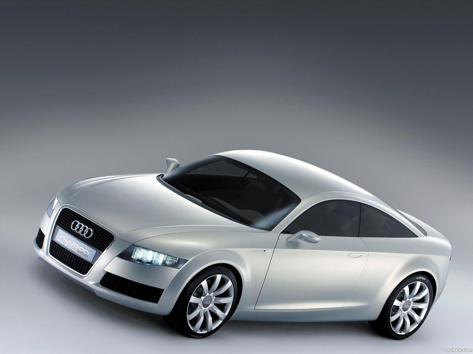 Foto 0 de Audi Nuvolari Quattro Concept 2003