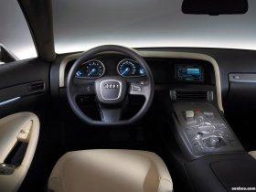 Ver foto 8 de Audi Nuvolari Quattro Concept 2003