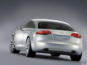 Ver foto 6 de Audi Nuvolari Quattro Concept 2003