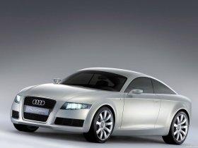 Ver foto 3 de Audi Nuvolari Quattro Concept 2003