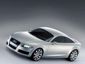 Ver foto 1 de Audi Nuvolari Quattro Concept 2003