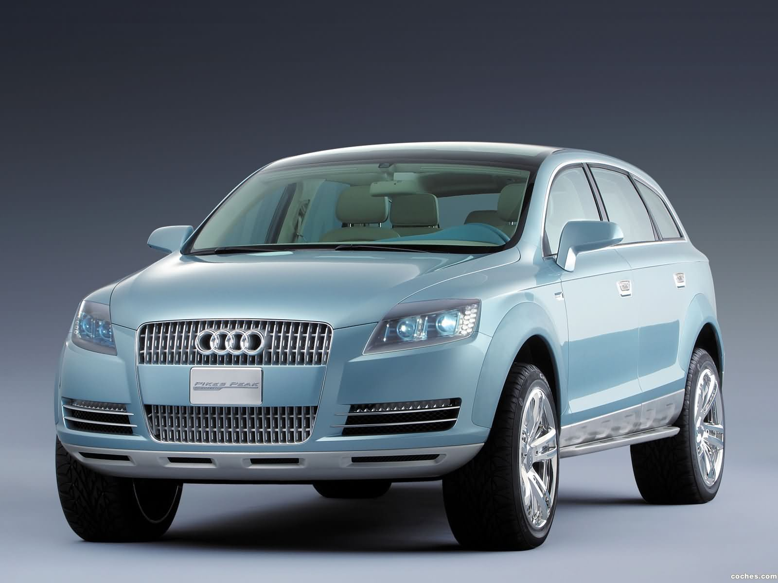 Foto 0 de Audi Pikes Peak Concept 2003