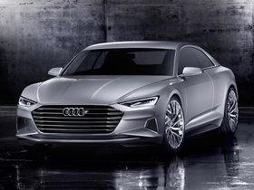 Fotos de Audi Prologue Concept 2014