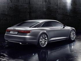Ver foto 8 de Audi Prologue Concept 2014
