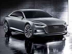 Ver foto 7 de Audi Prologue Concept 2014