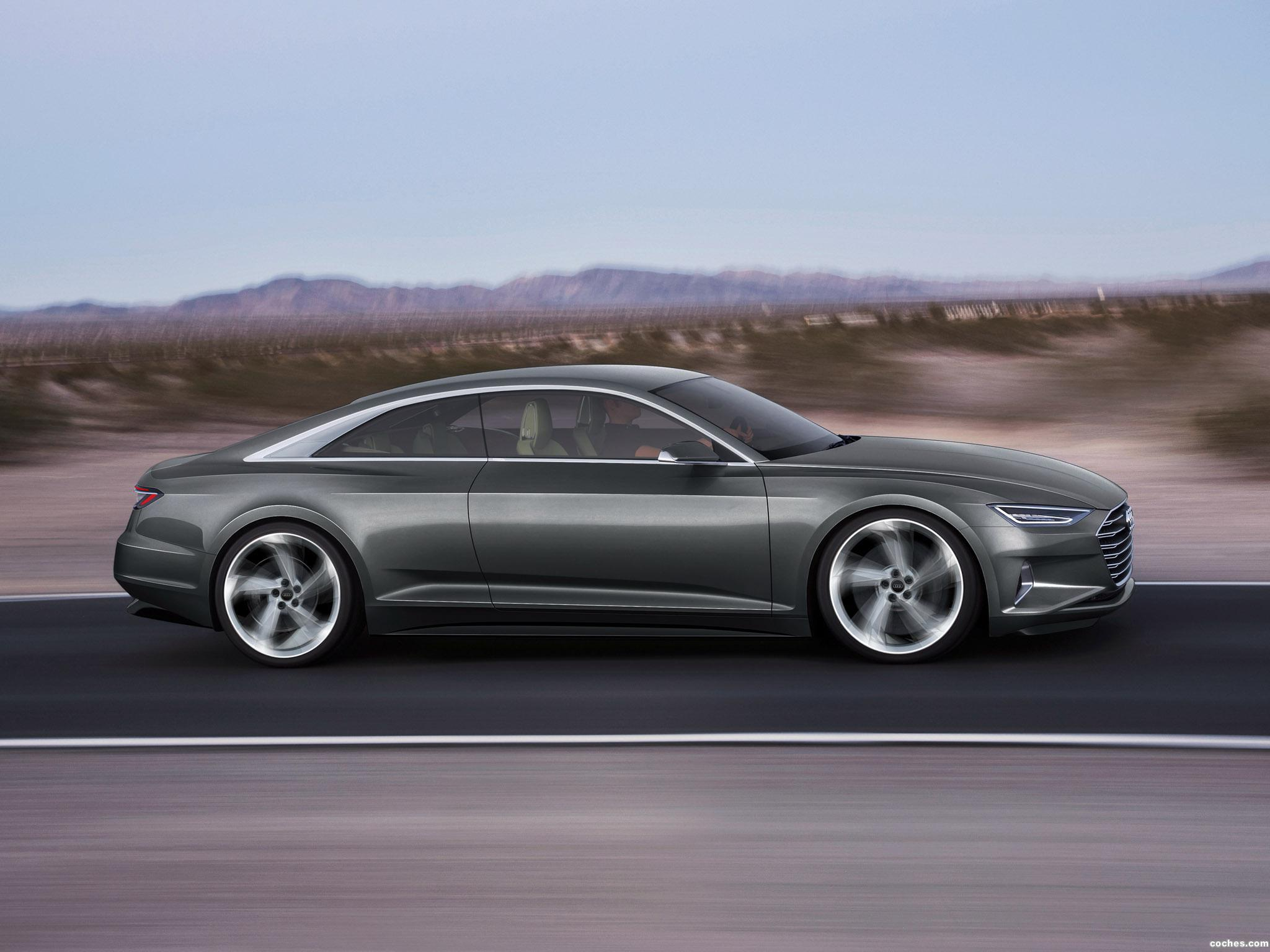 Foto 6 de Audi Prologue Piloted Driving 2015