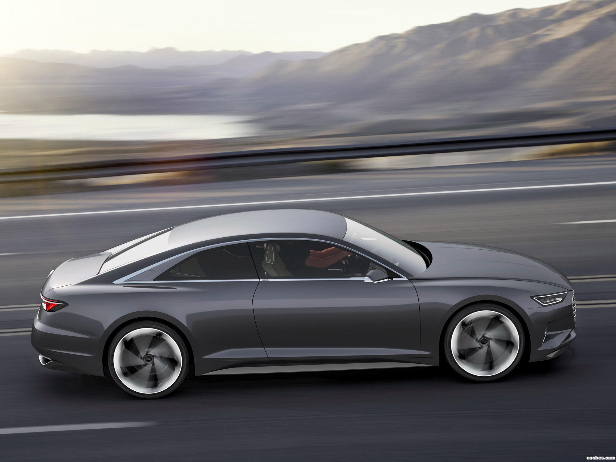 Foto 3 de Audi Prologue Piloted Driving 2015