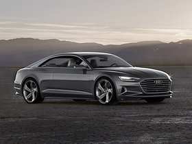 Ver foto 9 de Audi Prologue Piloted Driving 2015