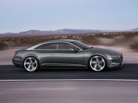 Ver foto 7 de Audi Prologue Piloted Driving 2015