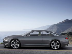 Ver foto 6 de Audi Prologue Piloted Driving 2015