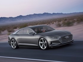 Ver foto 1 de Audi Prologue Piloted Driving 2015