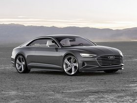 Ver foto 13 de Audi Prologue Piloted Driving 2015