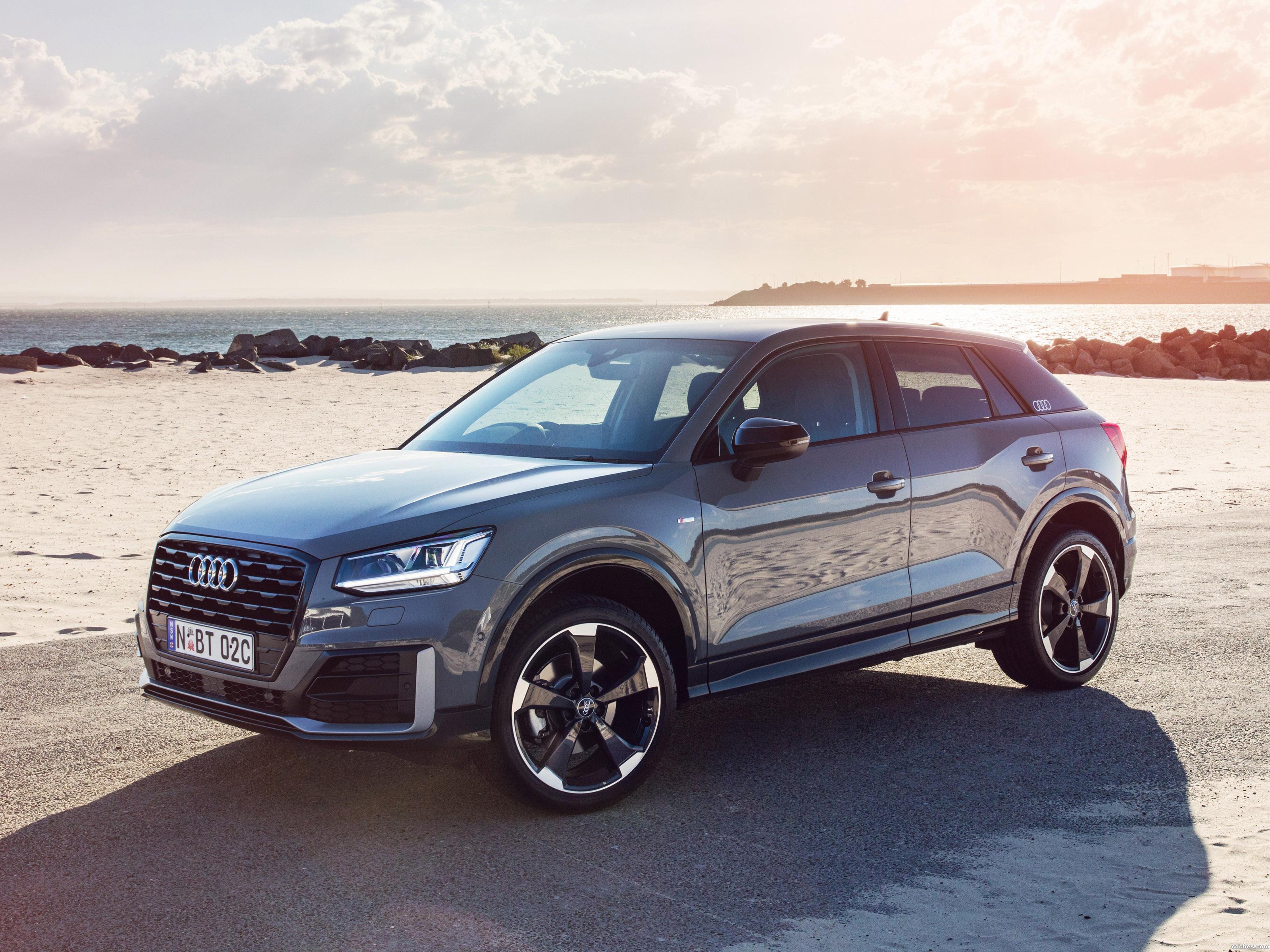 Foto 0 de Audi Q2 2.0 TFSI Edition 1 Australia 2017