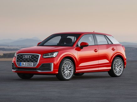 Audi Q2 30 Tfsi Advanced 85kw