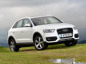 Fotos de Audi Q3 2.0 TDI Quattro UK 2012