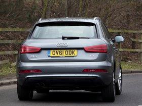 Ver foto 9 de Audi Q3 2.0 TDI Quattro UK 2012