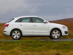 Ver foto 4 de Audi Q3 2.0 TDI Quattro UK 2012