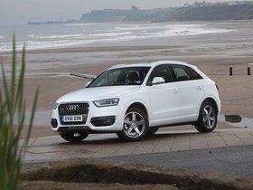 Ver foto 3 de Audi Q3 2.0 TDI Quattro UK 2012