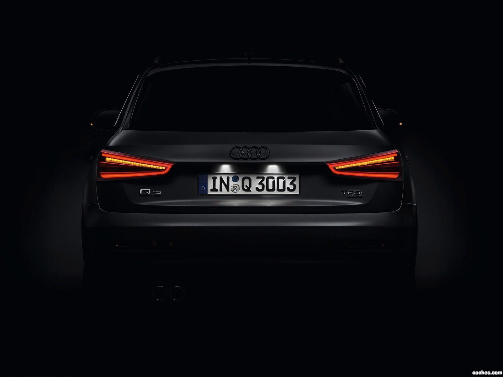 Foto 21 de Audi Q3 2011