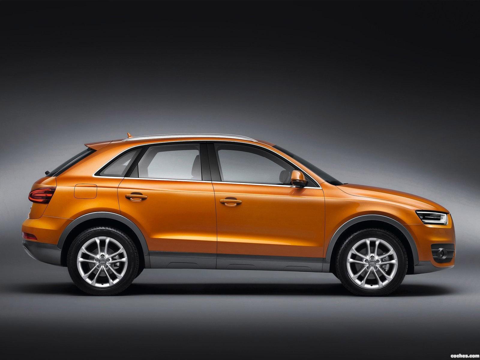 Foto 15 de Audi Q3 2011